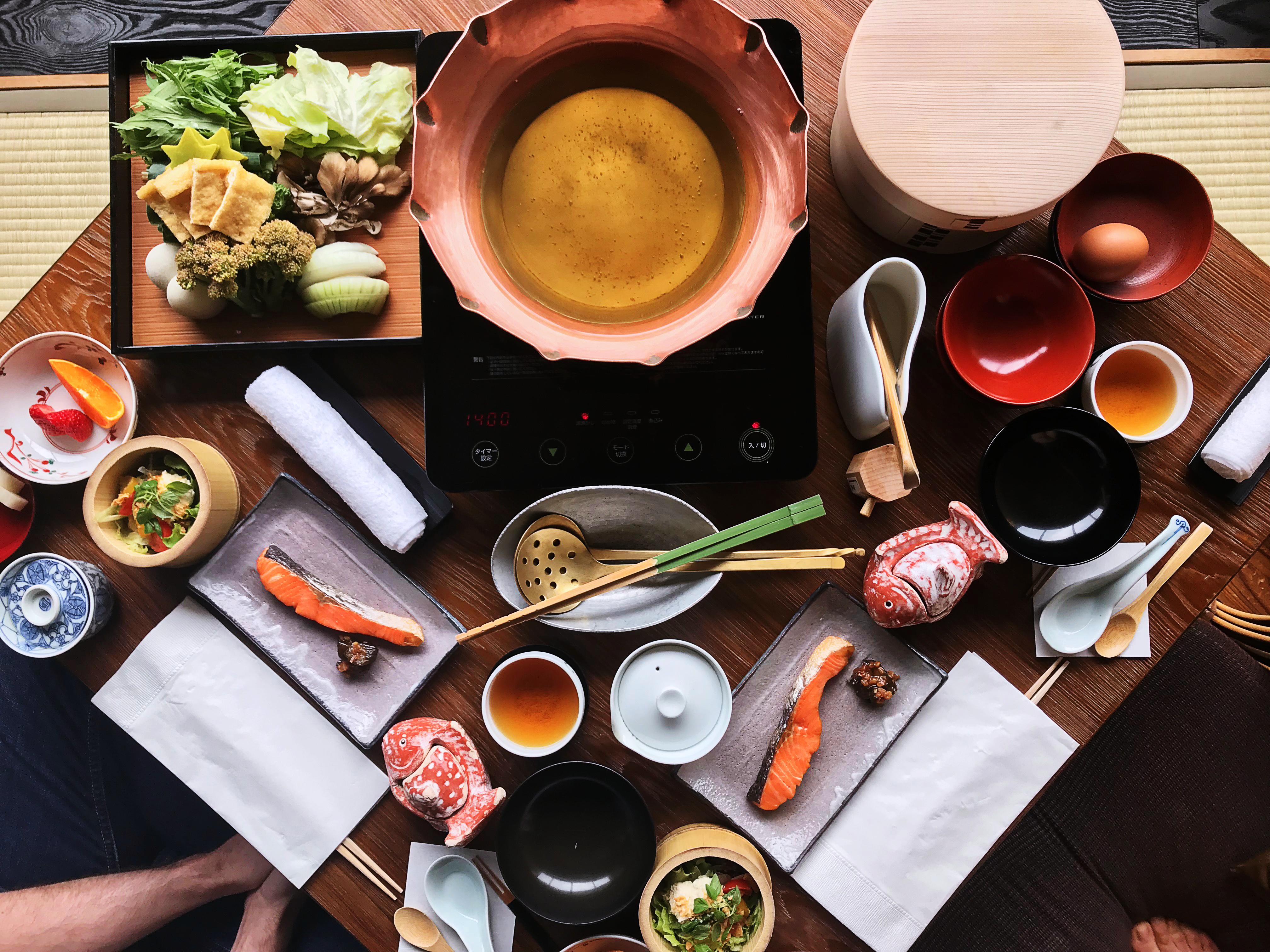 Kyoto Japanese Breakfast