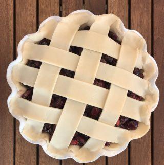The PERFECT Cherry Pie