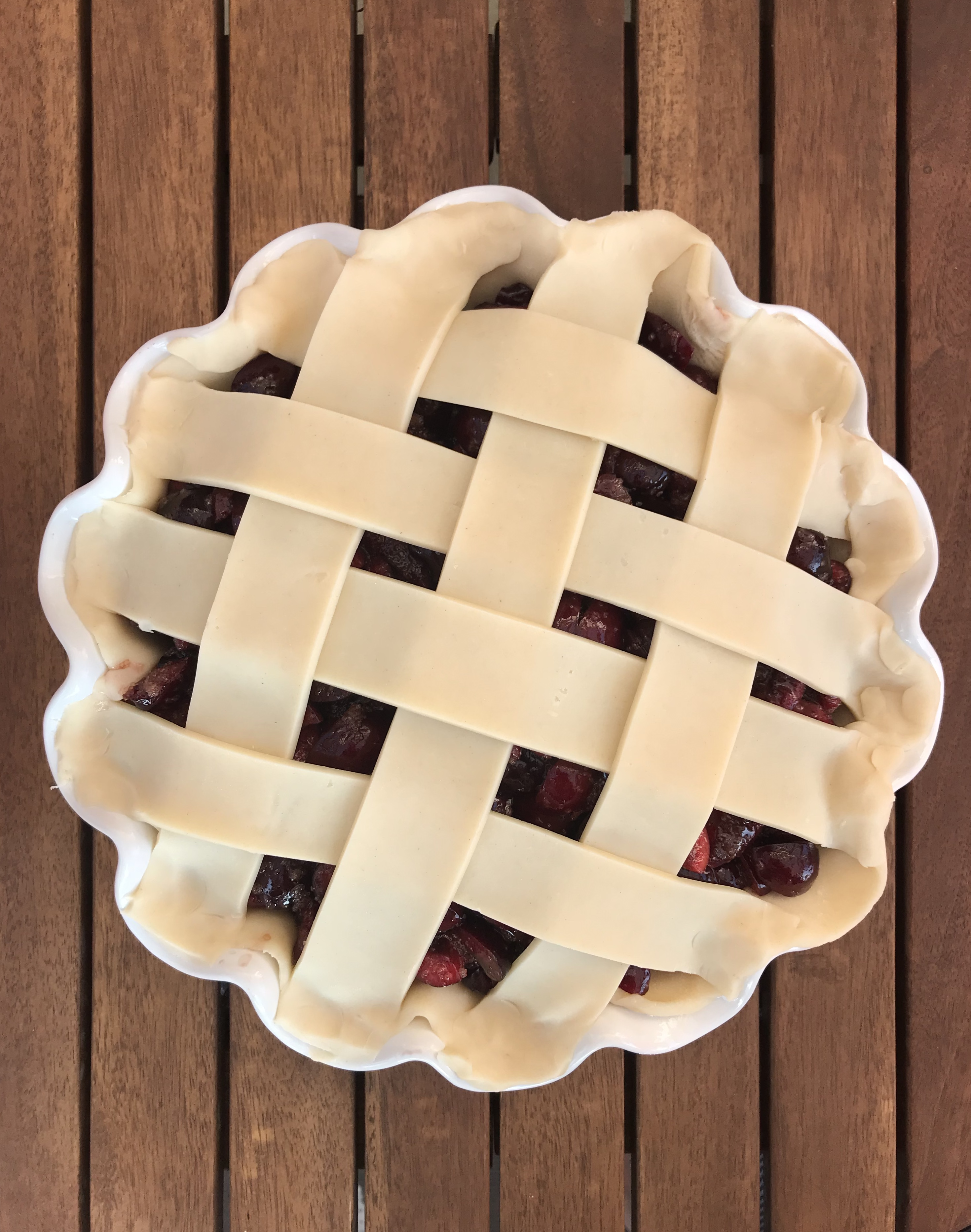 The PERFECT Cherry Pie | Proportional Plate